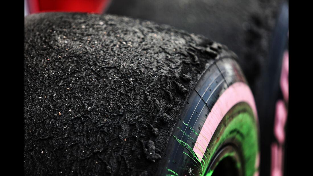 Pirelli - GP Russland - Sotschi - Formel 1 - Freitag - 28.9.2018