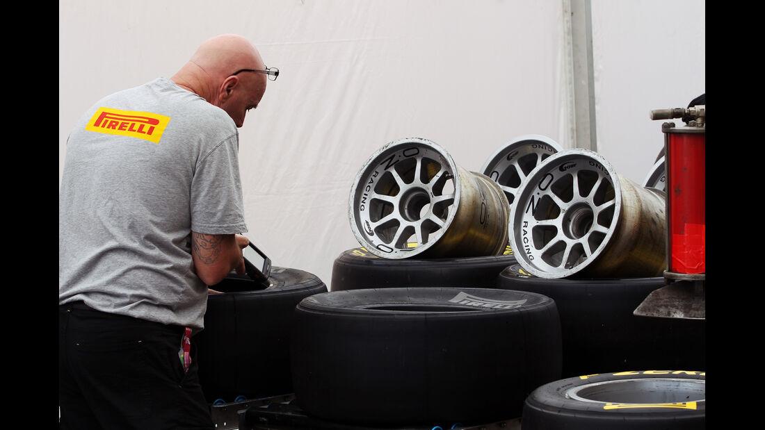 Pirelli - GP Spanien - 10. Mai 2012