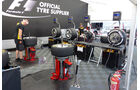 Pirelli - GP Ungarn - Budapest - Donnerstag - 23.7.2015