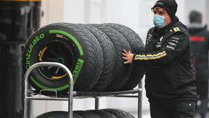 Pirelli - Intermediate - GP Eifel 2020 - Nürburgring