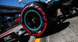Pirelli - Mercedes - GP Österreich 2019 - Spielberg