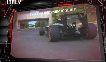 Pirelli - Monza-Vorschau - Screenshot