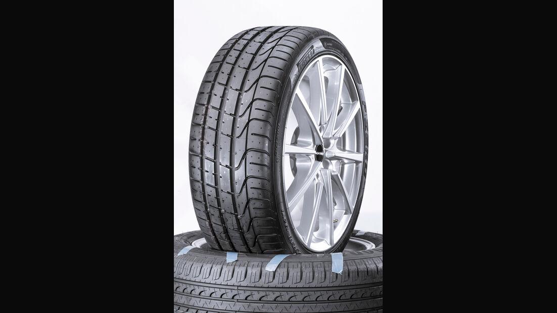 Pirelli P Zero, Sommerreifen-Test 2016, Reifengröße 235/40 R18 Y, Ford Focus ST, Test