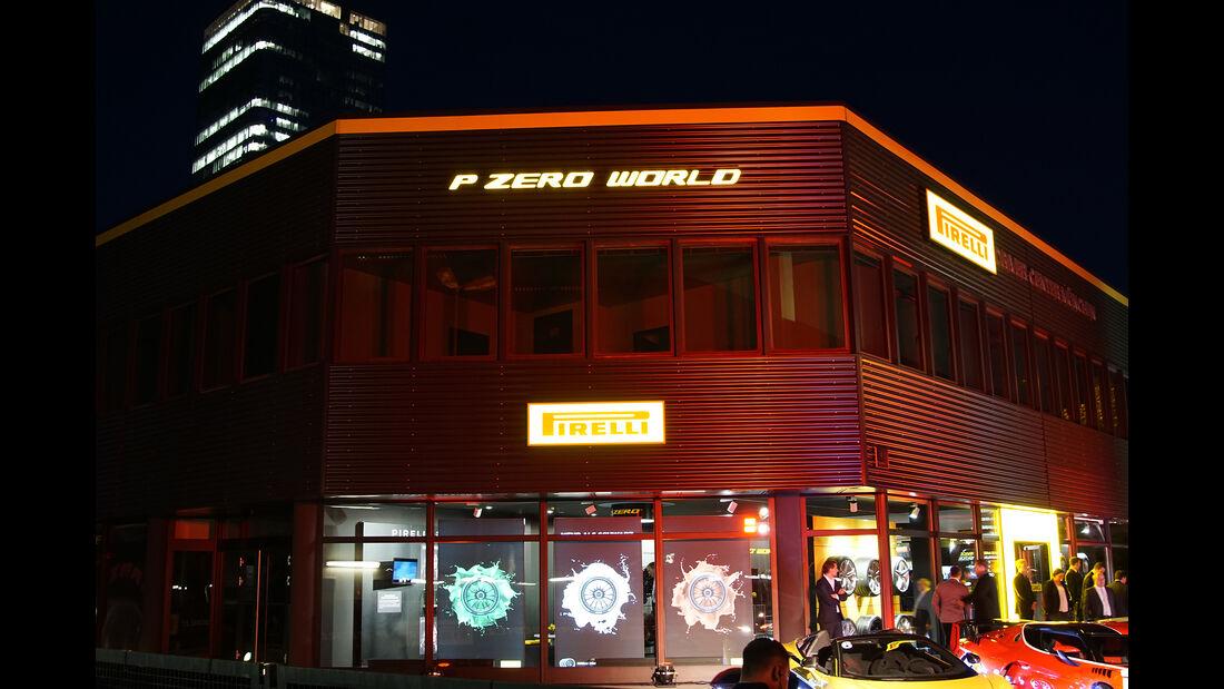 Pirelli P Zero World München