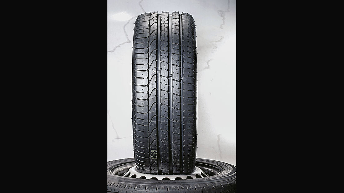 Pirelli P Zero - sport auto - Sommerreifentest 2015 - Sportreifen - Größe 235/35 R19