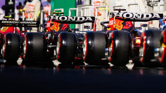 Pirelli - Red Bull - Formel 1 - 2021