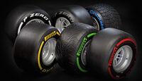 Pirelli Reifen 2012