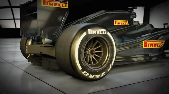 Pirelli Reifen 2017 - Video Screenshot
