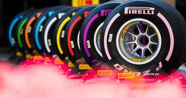 Pirelli - Reifen - 2018