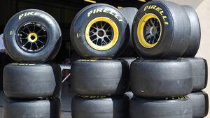 Pirelli Reifen Formel 1