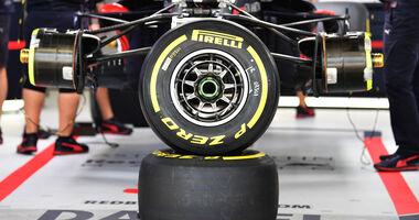 Pirelli-Reifen - Formel 1 - 2018