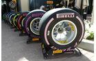 Pirelli-Reifen - Formel 1 - GP Abu Dhabi - 24. November 2017
