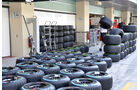 Pirelli Reifen  - Formel 1 - GP Abu Dhabi - 31. Oktober 2013