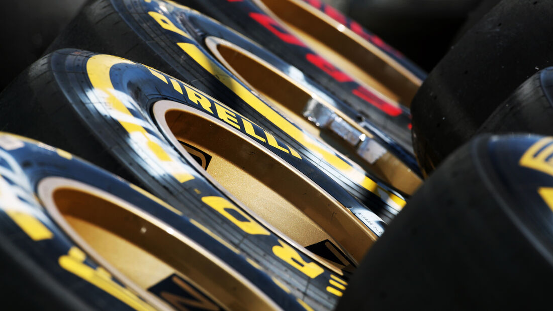 Pirelli-Reifen - Formel 1 - GP Kanada - 10. Juni 2012