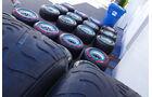 Pirelli-Reifen - Formel 1 - GP Kanada - 7. Juni 2012