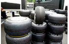 Pirelli-Reifen - GP Belgien - 25. August 2012