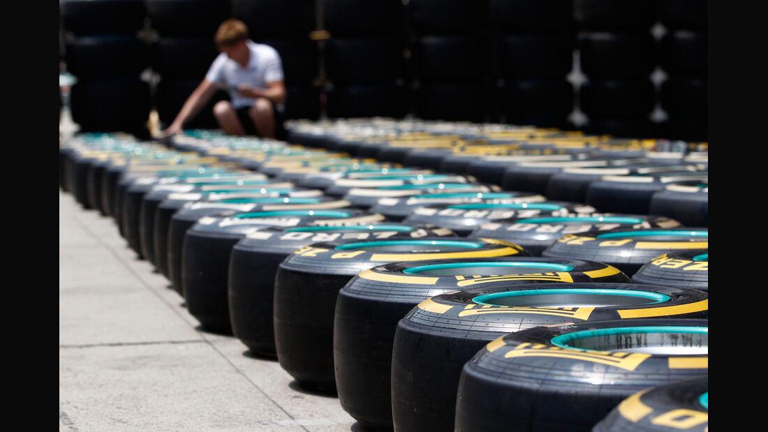 Pirelli Reifen GP China 2012