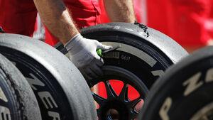 Pirelli Reifen GP Korea 2013