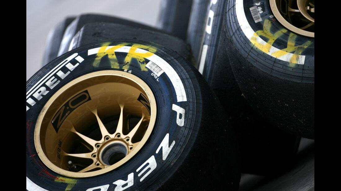 Pirelli Reifen GP Malaysia 2012