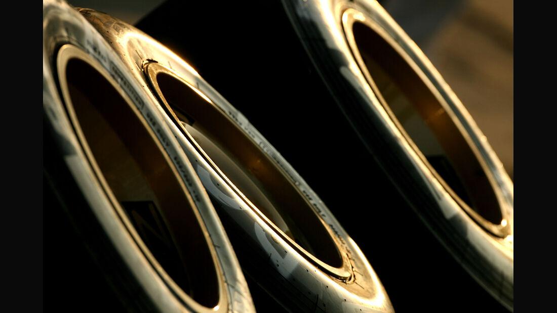 Pirelli-Reifen - GP Malaysia - 24. März 2012