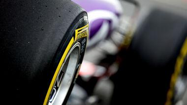 Pirelli-Reifen - GP Mexiko 2015