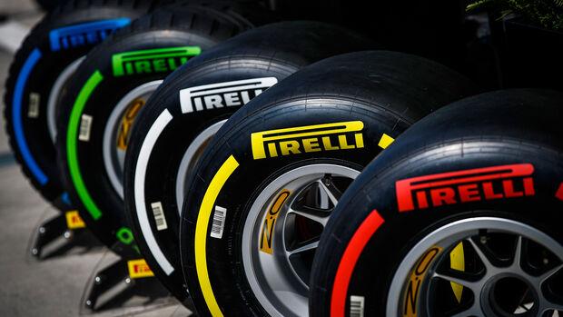Pirelli - Reifen - GP Ungarn 2019 - Budapest