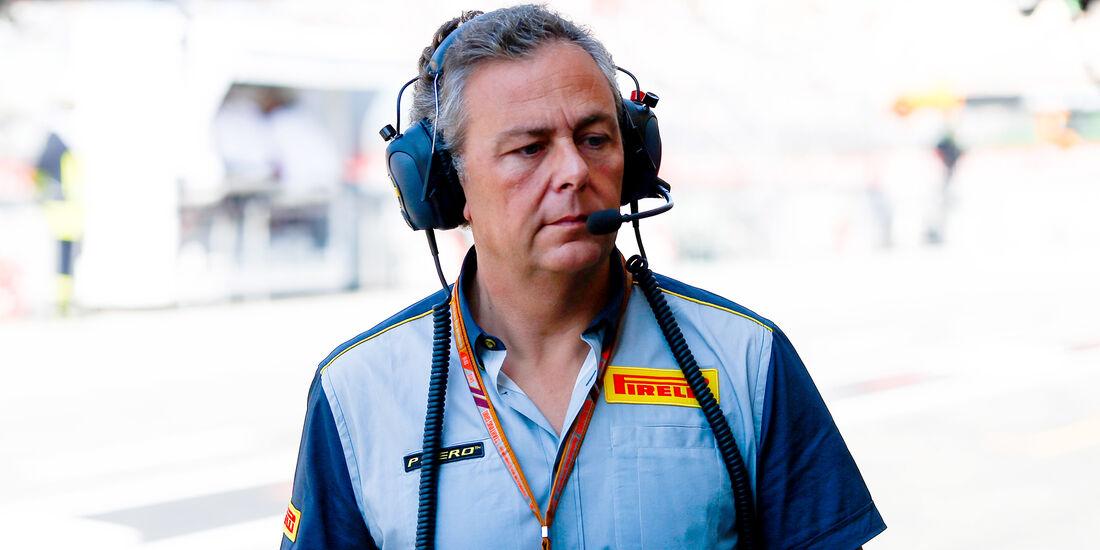 Pirelli-Sportchef Mario Isola - 2019