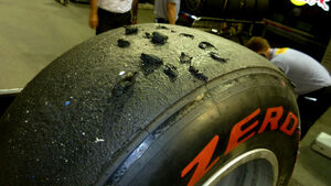 Pirelli Super-Soft Singapur 2011