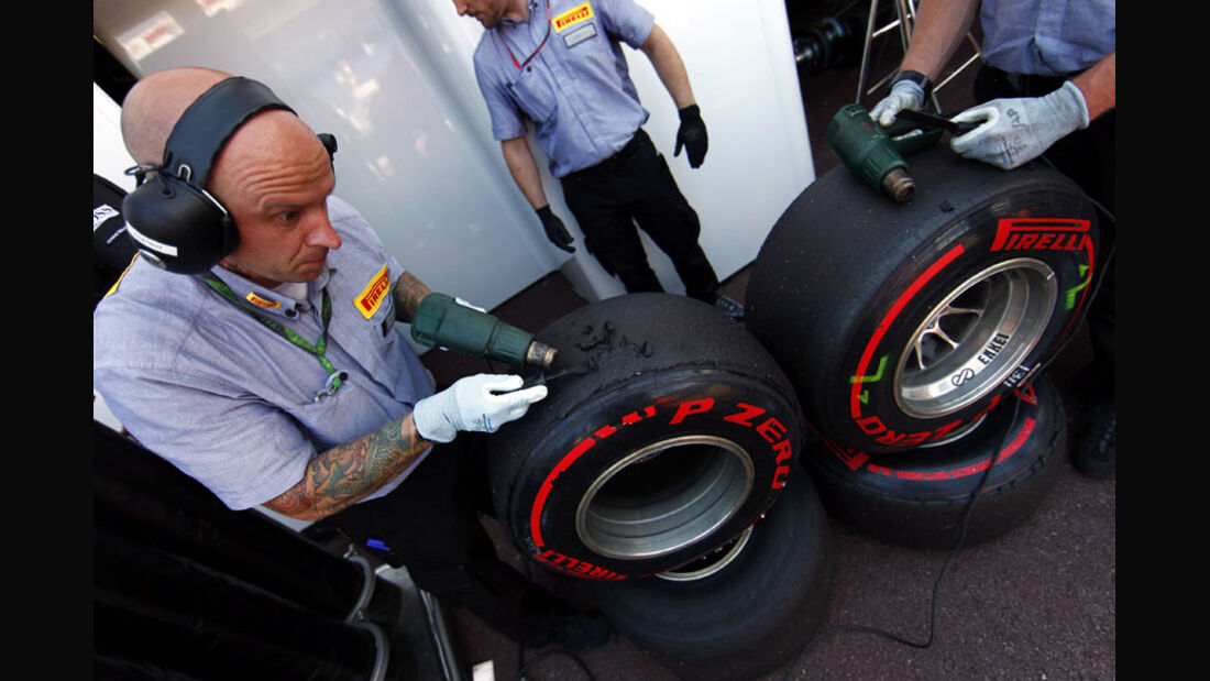 Pirelli-Supersoft GP Monaco