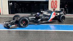Pirelli - Test - 18-Zoll - Paul Ricard 2021