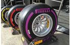 Pirelli Ultrasoft - Formel 1 -  2016