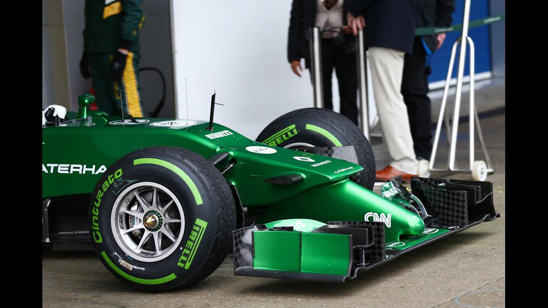 Pirellie F1 Intermediate 2014