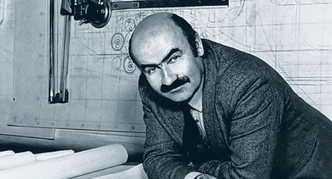 Pjotr Prussow Erfinder Lada Niva