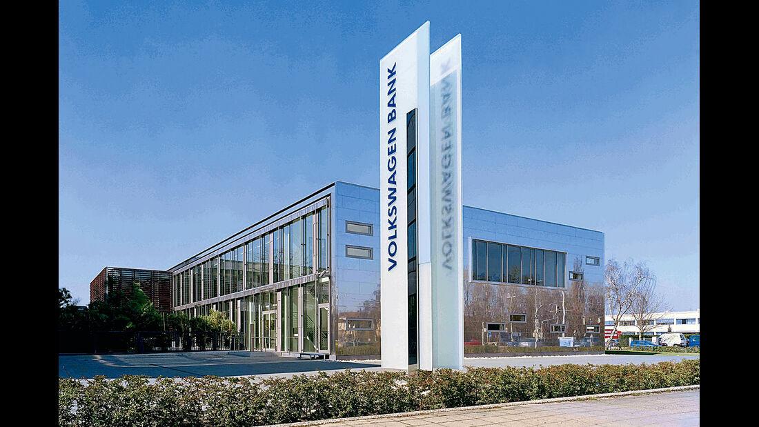Pkw-Banken, Volkswagen