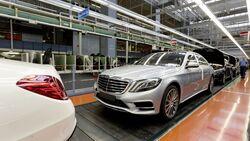 Pkw-Markt 2014: VDA-Präsident Wissmann erwartet ein weltweites Wachstum.