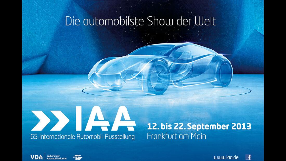 Plakat IAA 2013