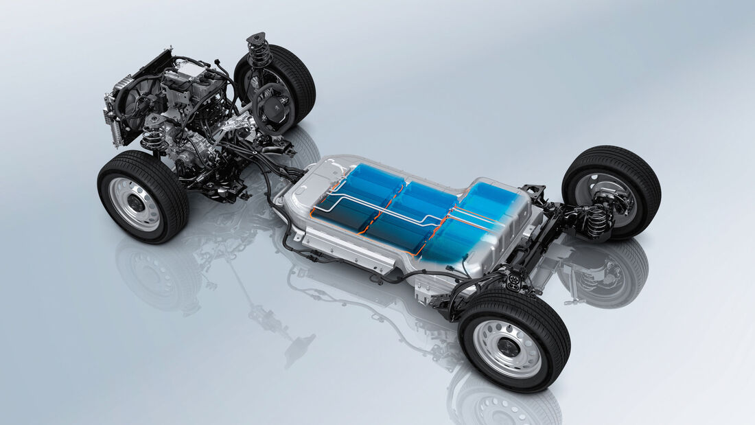 Plattform PSA/Opel EMP2