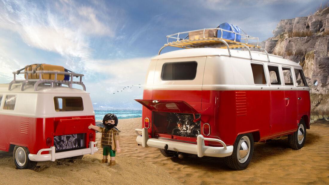 Playmobil VW Bus T1 Camper