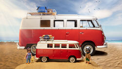 Playmobil VW Bus T1 Camper