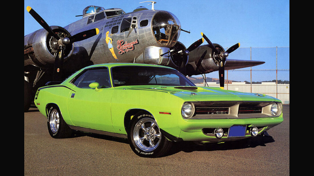 Plymouth Barracudaa