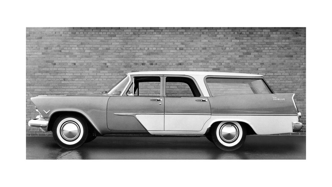 Plymouth Suburban Wagon (1957)