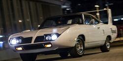 Plymouth Superbird, Frontansicht