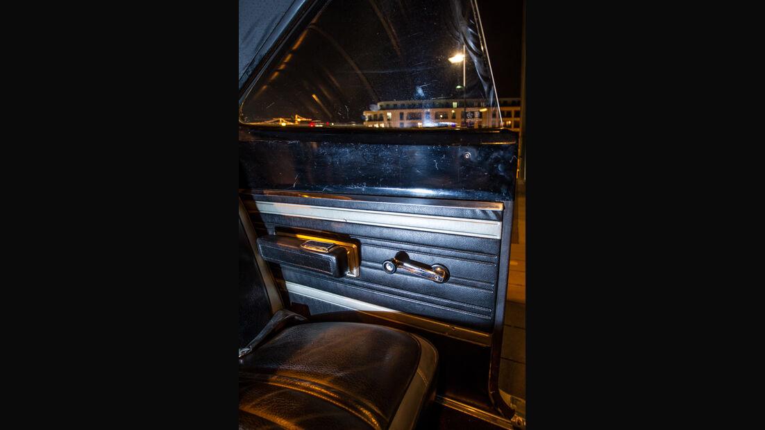Plymouth Superbird, Tür