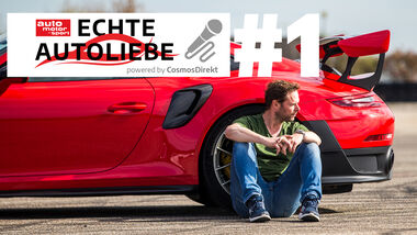 Podcast Echte Autoliebe Alex Bloch 1