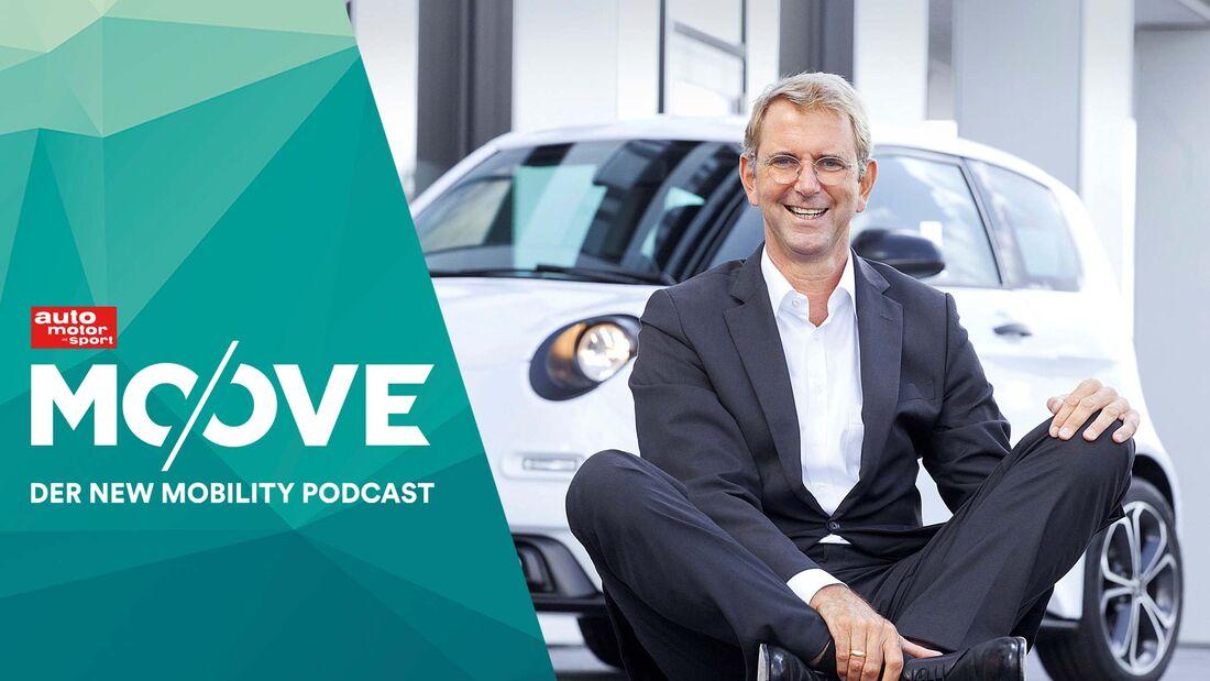Podcast Moove Prof Schuh e.go RWTH Aachen