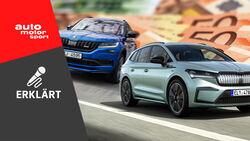 Podcast ams erklärt Folge 28 Kia E-Auto Kosten E-Auto im Alltag Kia Spezial