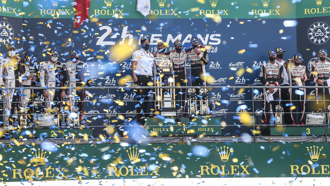 Podest - 24h-Rennen - Le Mans 2020