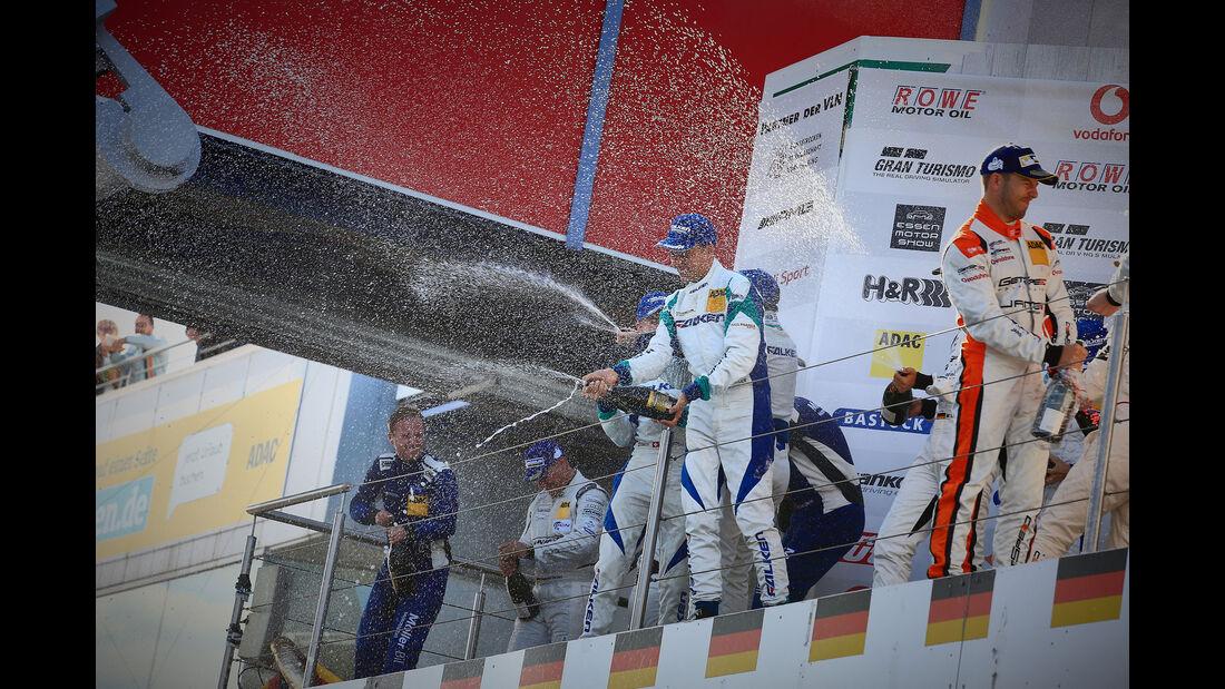 Podest - VLN 2018 - Langstreckenmeisterschaft - Nürburgring-Nordschleife