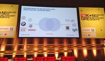 Podium AMS Kongress 2015