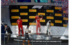 Podium - Formel 1 - GP USA - Austin - 2018